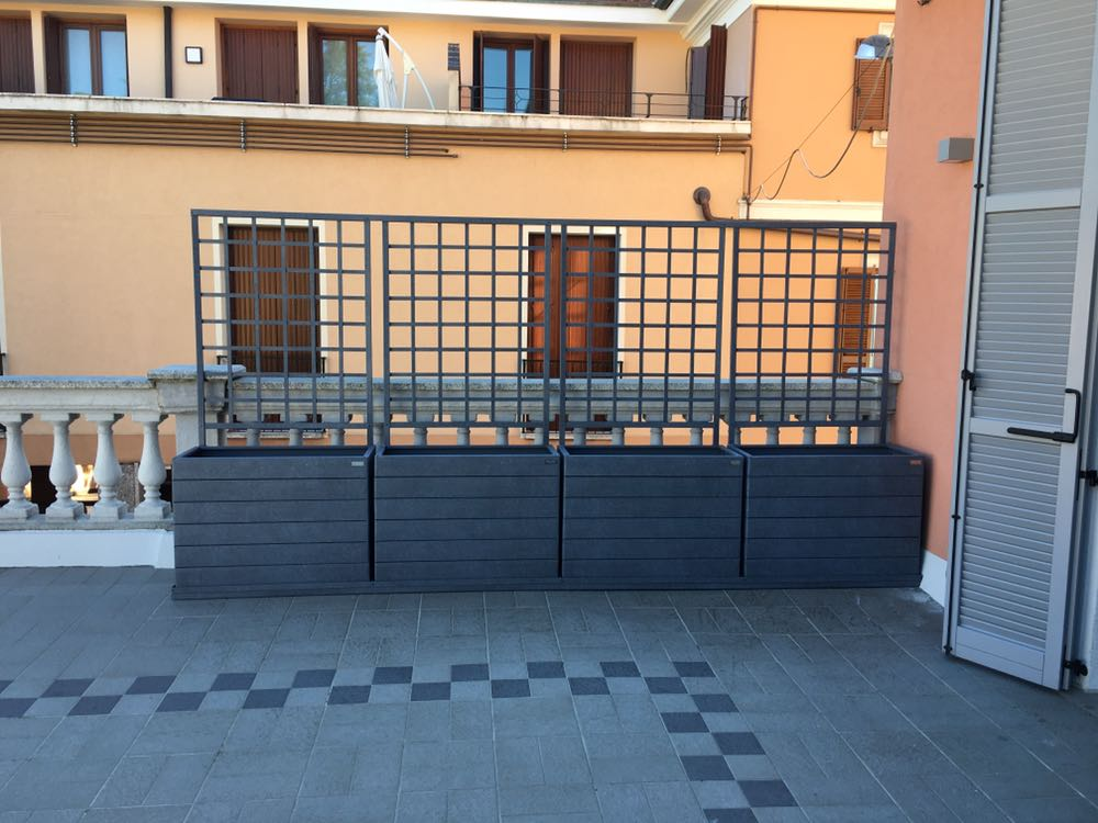 Varese, terrazza privata - Regart